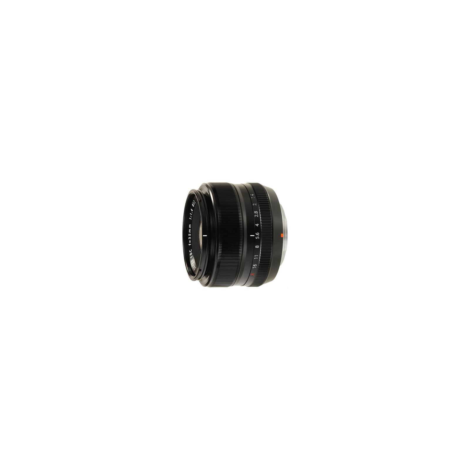 Объектив Fujifilm XF-35mm F1.4 R (16240755) изображение 2