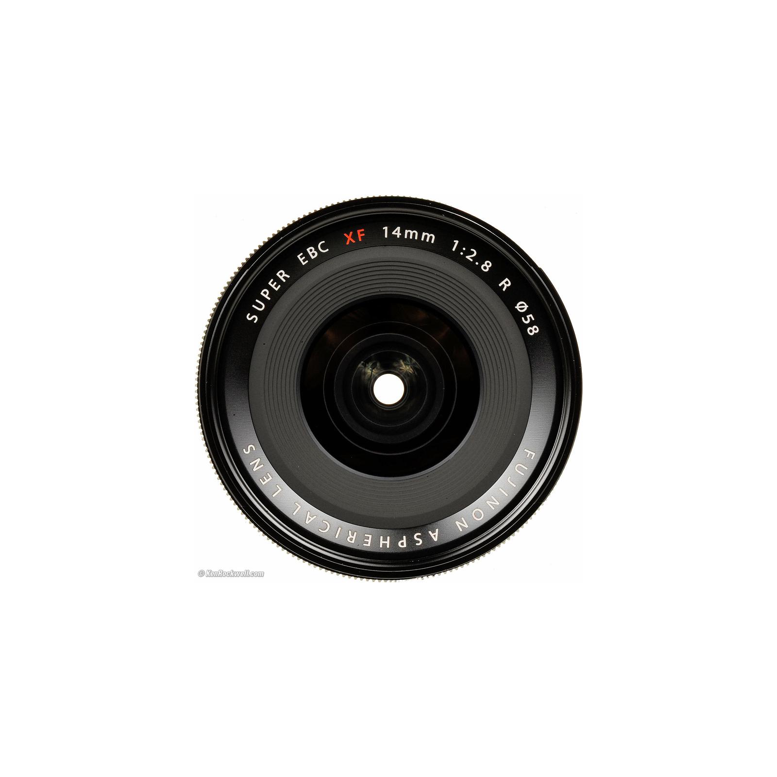 Объектив Fujifilm XF-35mm F1.4 R (16240755) изображение 7