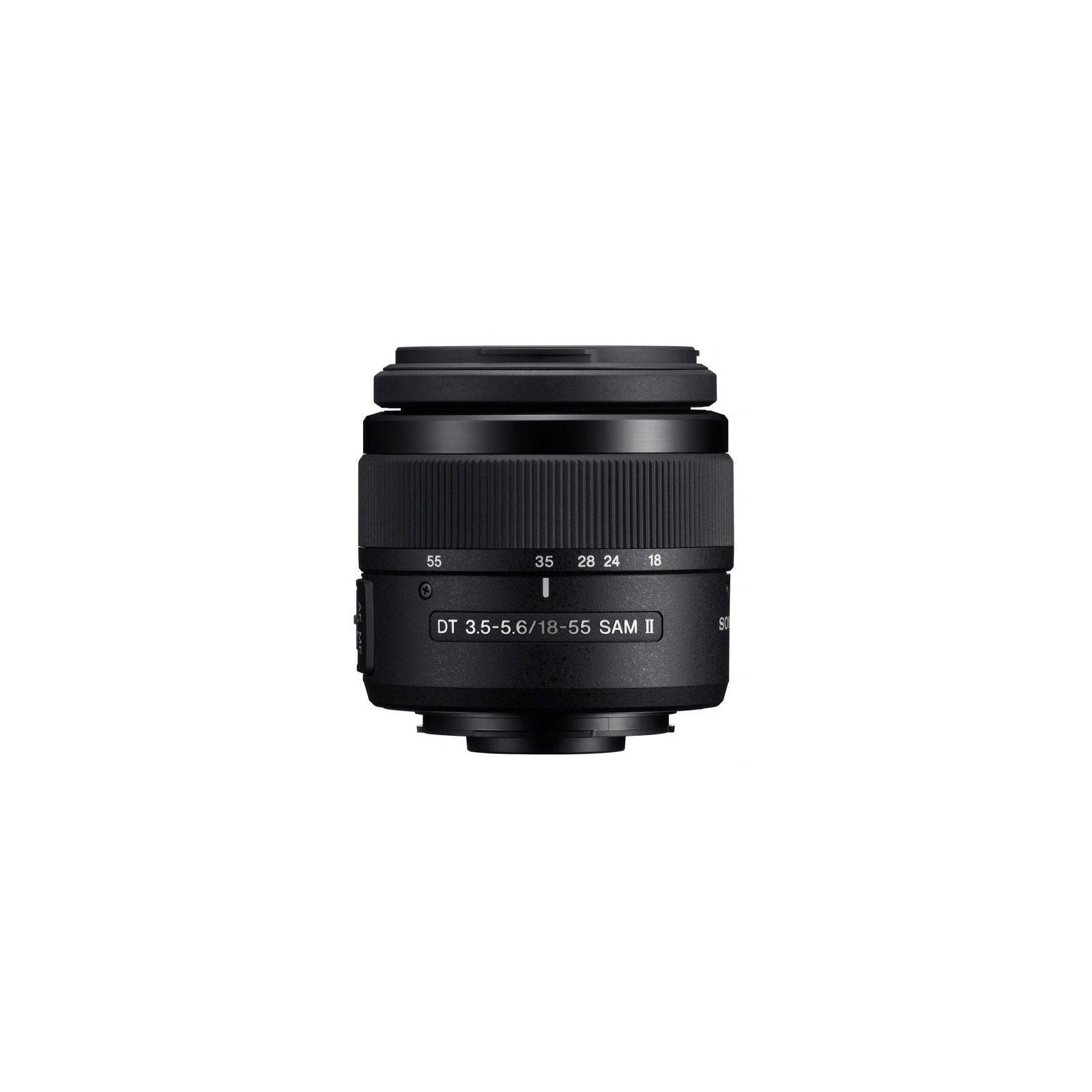 Объектив SONY 18-55mm f/3.5-5.6 II DSLR/SLT (SAL1855-2.AE) изображение 2