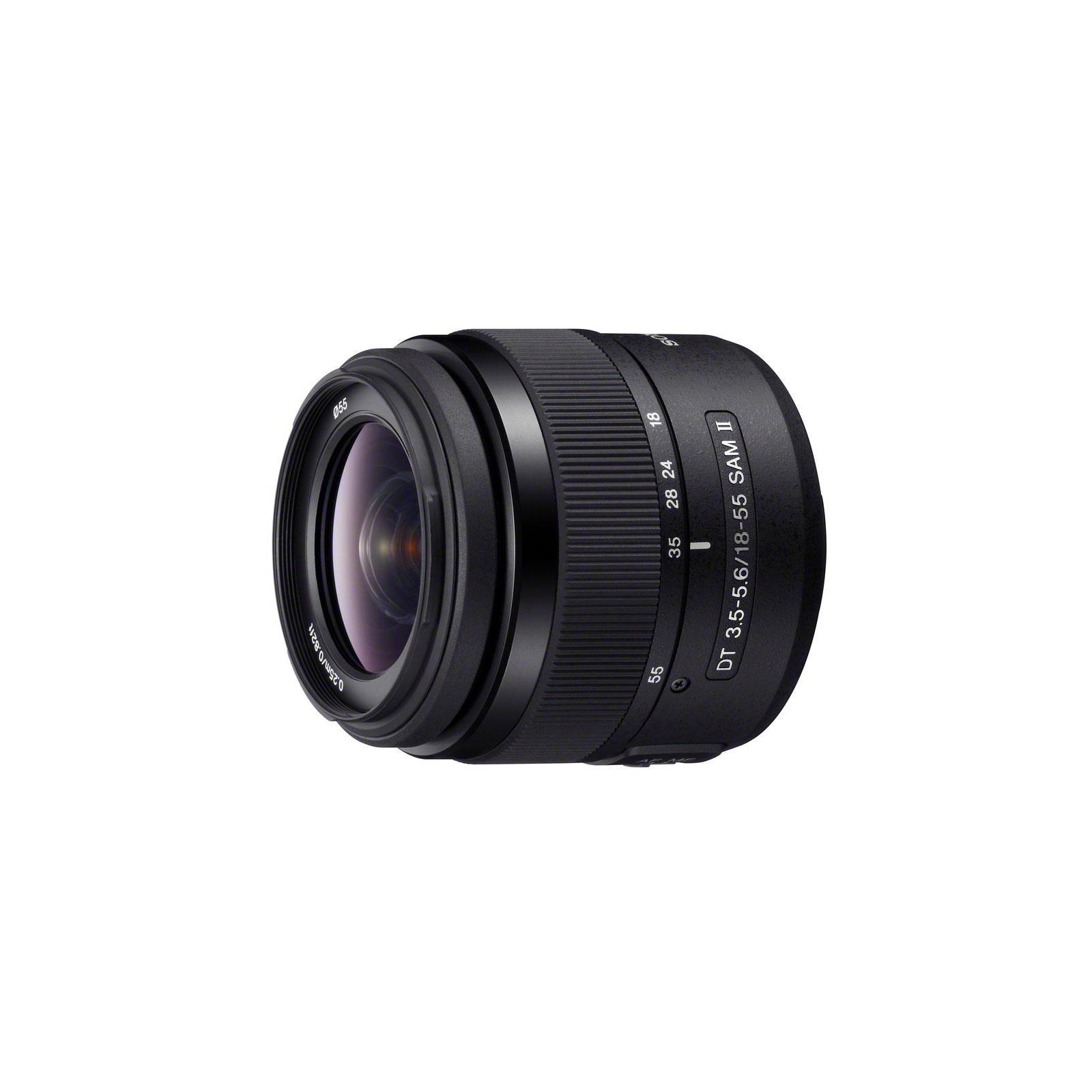 Объектив SONY 18-55mm f/3.5-5.6 II DSLR/SLT (SAL1855-2.AE)