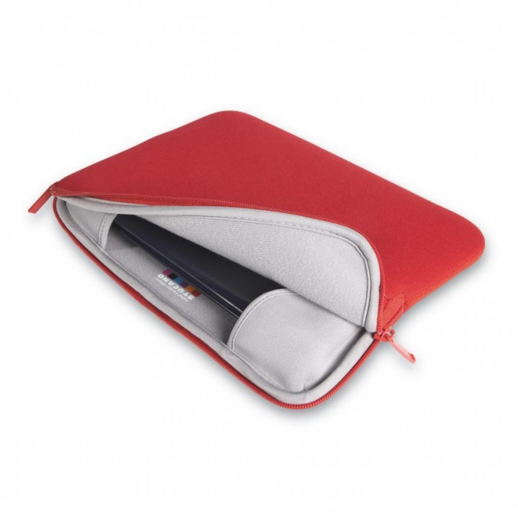 Чехол для ноутбука Tucano 10-11 Colore Red (BFC1011-R) изображение 3