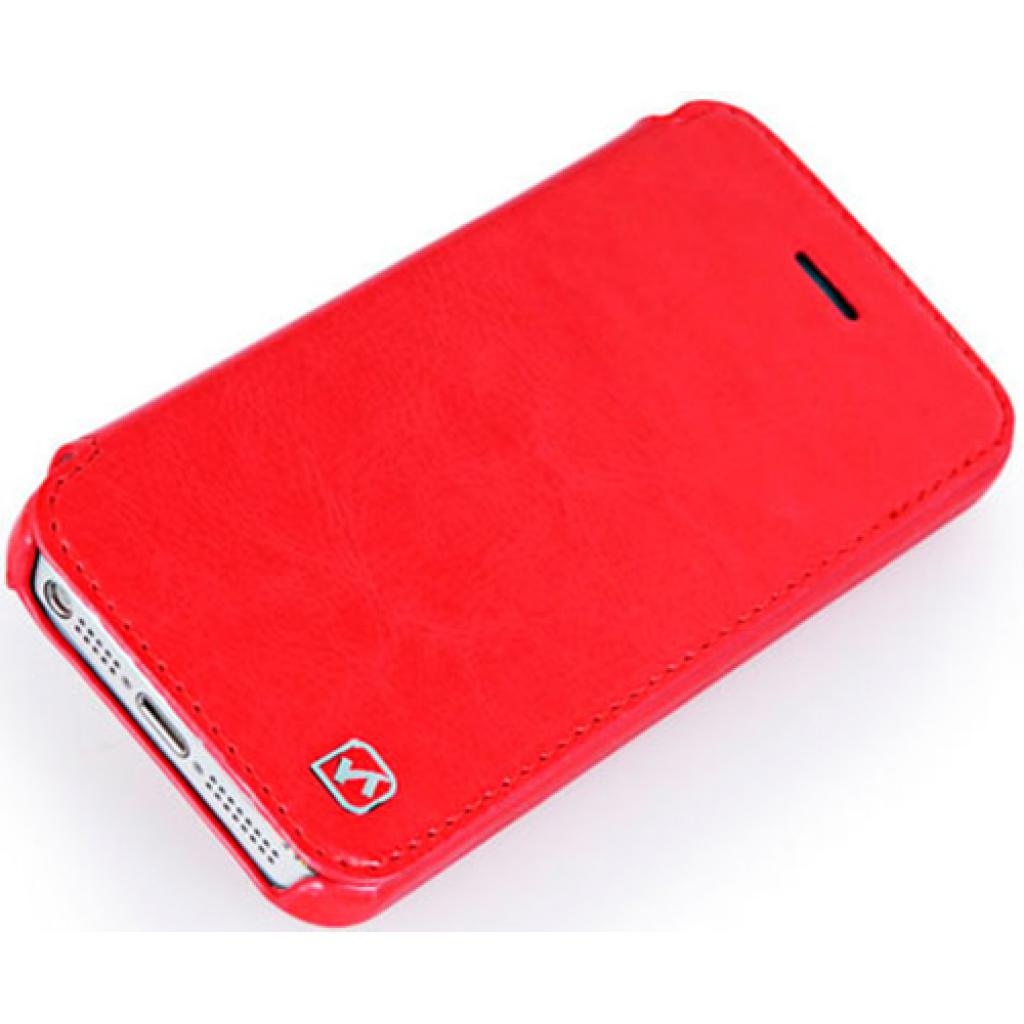 Чехол для моб. телефона HOCO для iPhone 5C /Crystal (HI-L038 Red) изображение 2