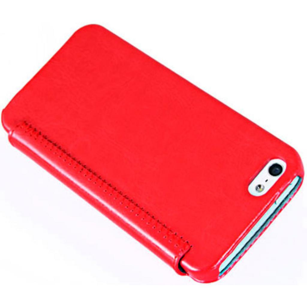 Чехол для моб. телефона HOCO для iPhone 5C /Crystal (HI-L038 Red) изображение 4