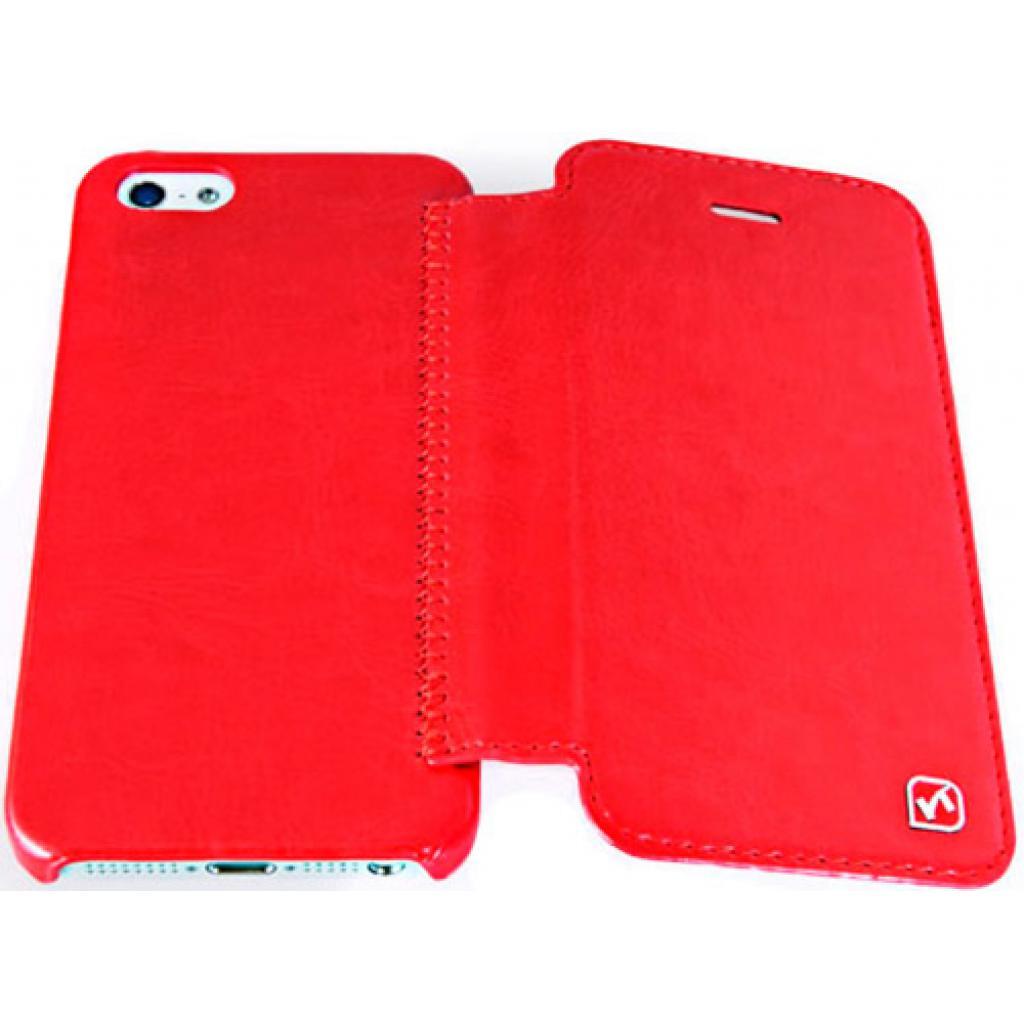 Чехол для моб. телефона HOCO для iPhone 5C /Crystal (HI-L038 Red) изображение 5