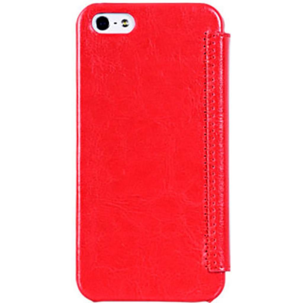 Чехол для моб. телефона HOCO для iPhone 5C /Crystal (HI-L038 Red)
