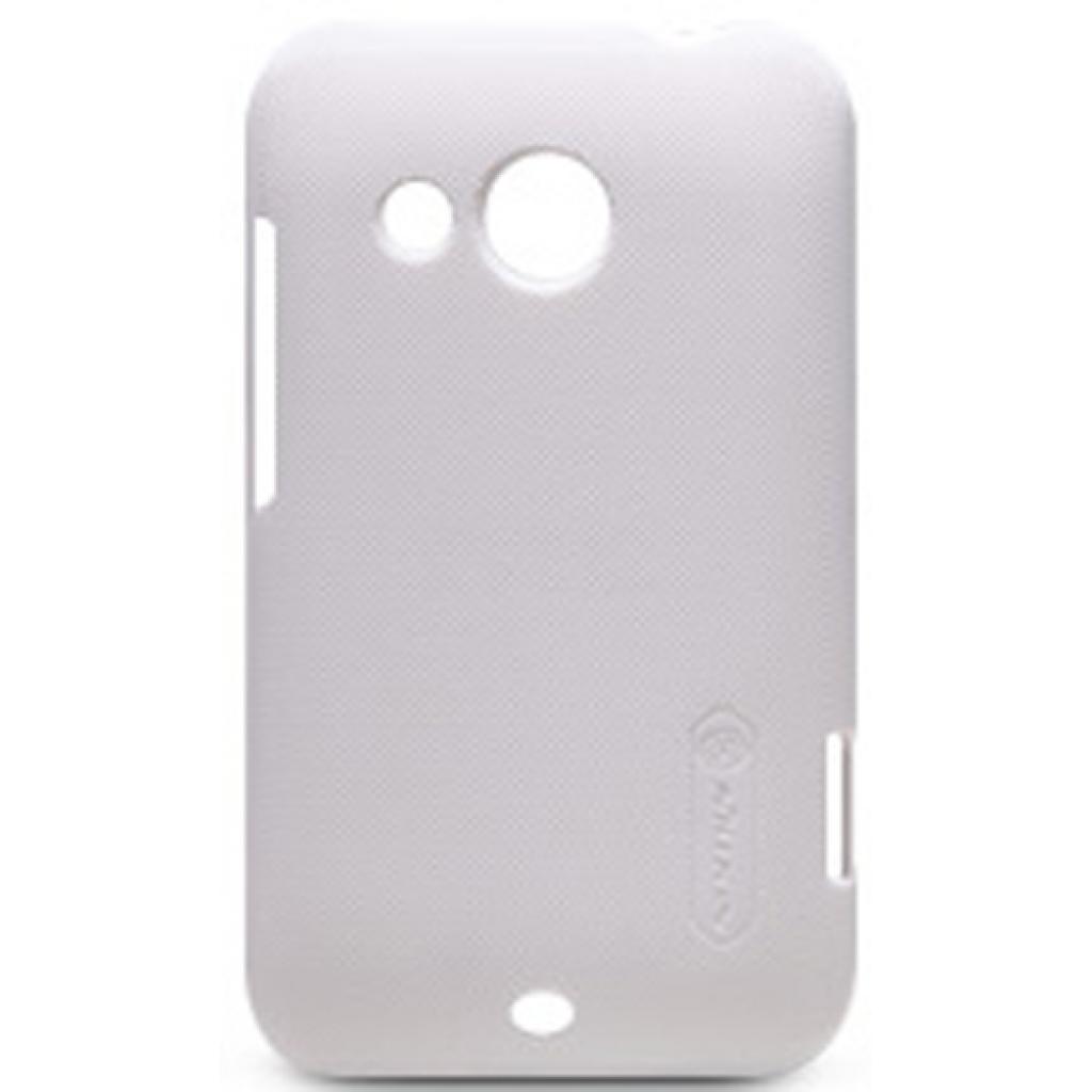 Чехол для моб. телефона NILLKIN для HTC Desire 200 /Super Frosted Shield/White (6065719)
