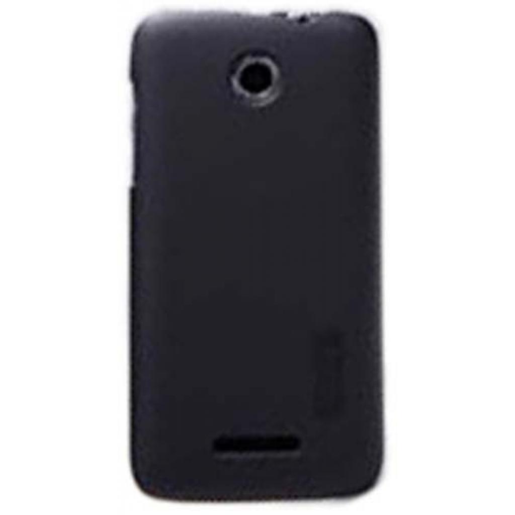 Чехол для моб. телефона NILLKIN для Lenovo A390 /Super Frosted Shield/Black (6100822)