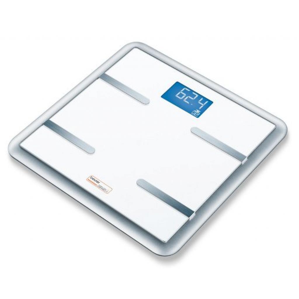 Весы напольные BEURER BG 900 Wi-Fi (4211125/760.25/0)