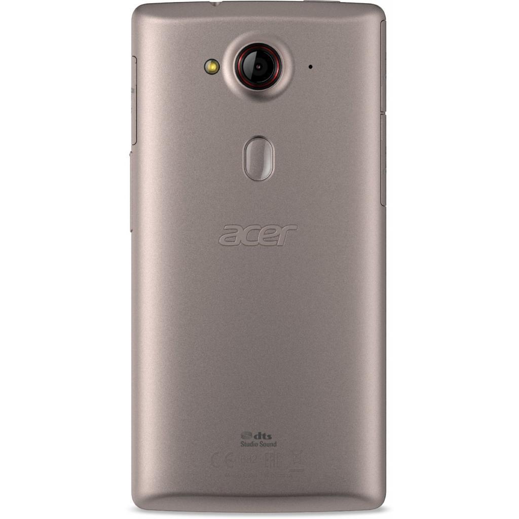 Мобильный телефон Acer Liquid E3 Duo E380 Silver (HM.HE2EE.003) изображение 3
