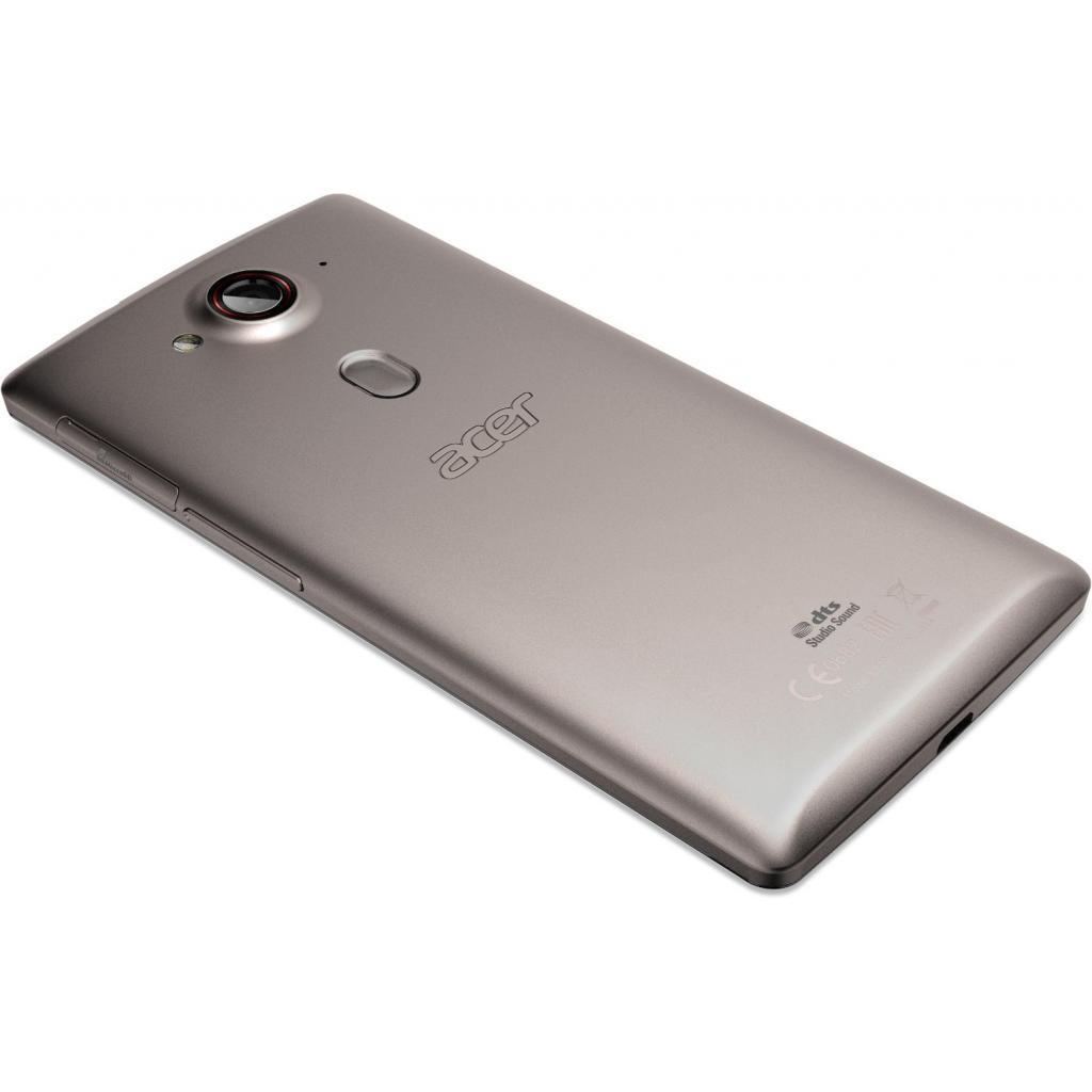 Мобильный телефон Acer Liquid E3 Duo E380 Silver (HM.HE2EE.003) изображение 8