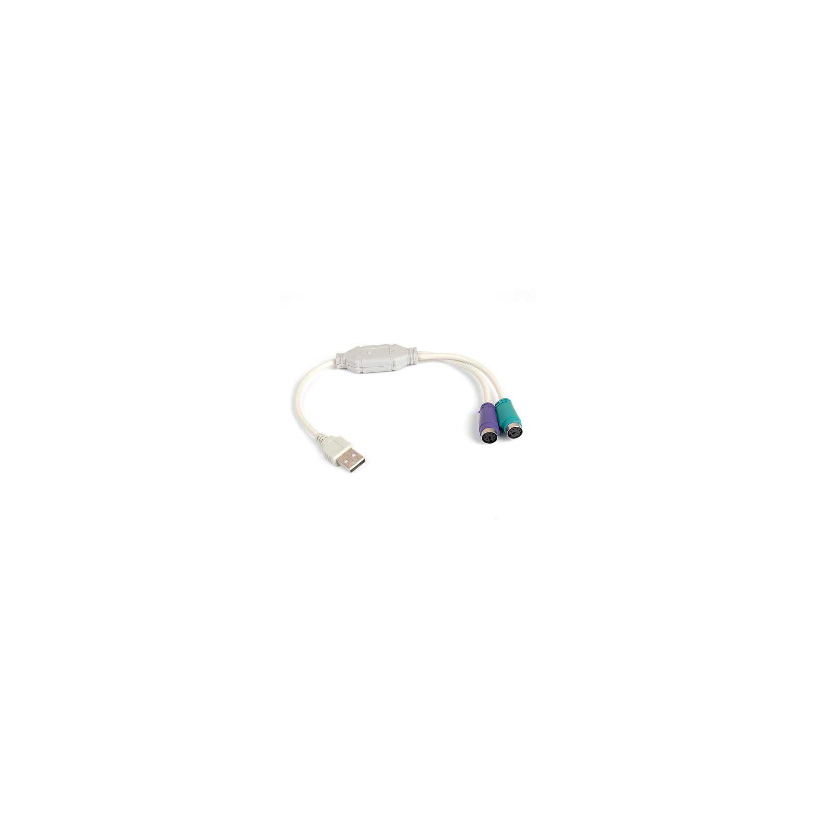 Переходник USB2.0 AM/2*PS/2 GEMIX (Art.GC 1633)