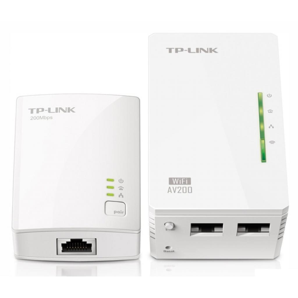 Адаптер Powerline TP-Link TL-WPA2220 KIT изображение 2