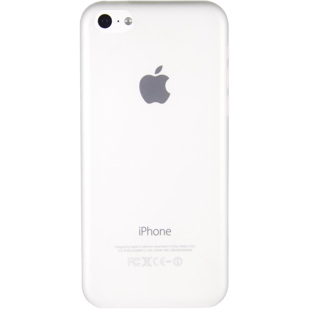 Чехол для моб. телефона Pro-case iPhone 5C ultra thin trans white (PCUT5CTW)
