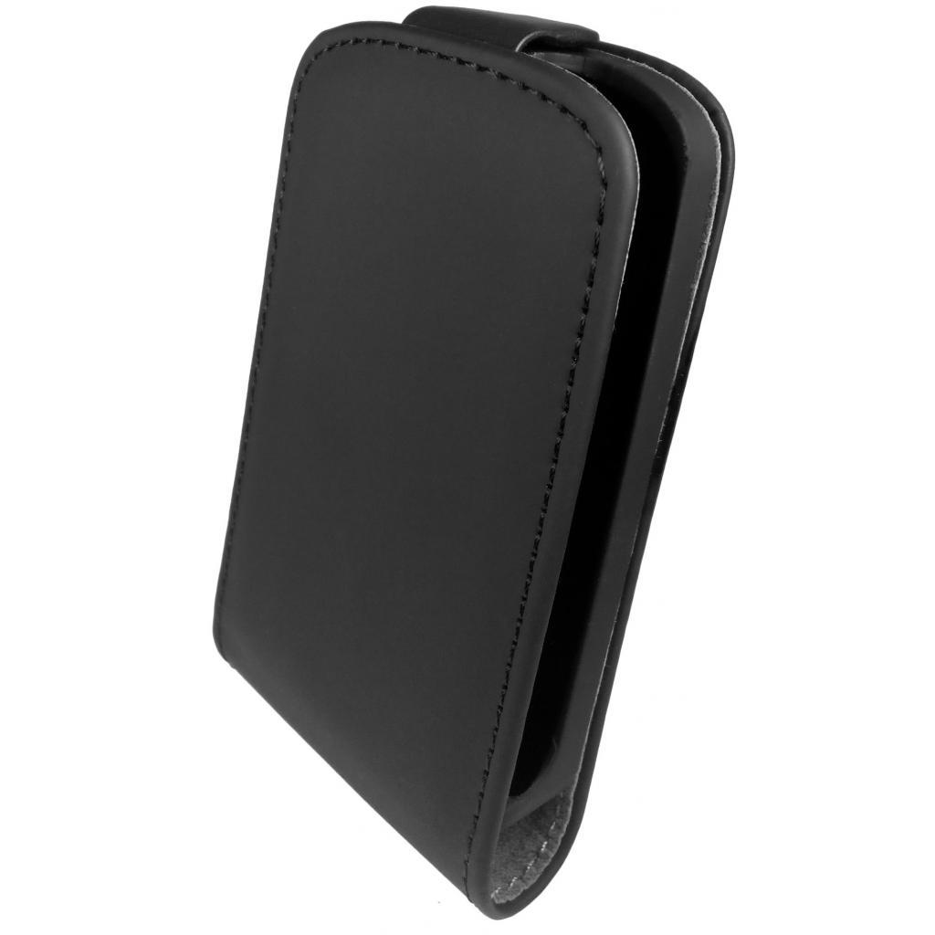 Чехол для моб. телефона GLOBAL для Samsung S6312 Galaxy Young Duos (черный) (1283126449512) изображение 2