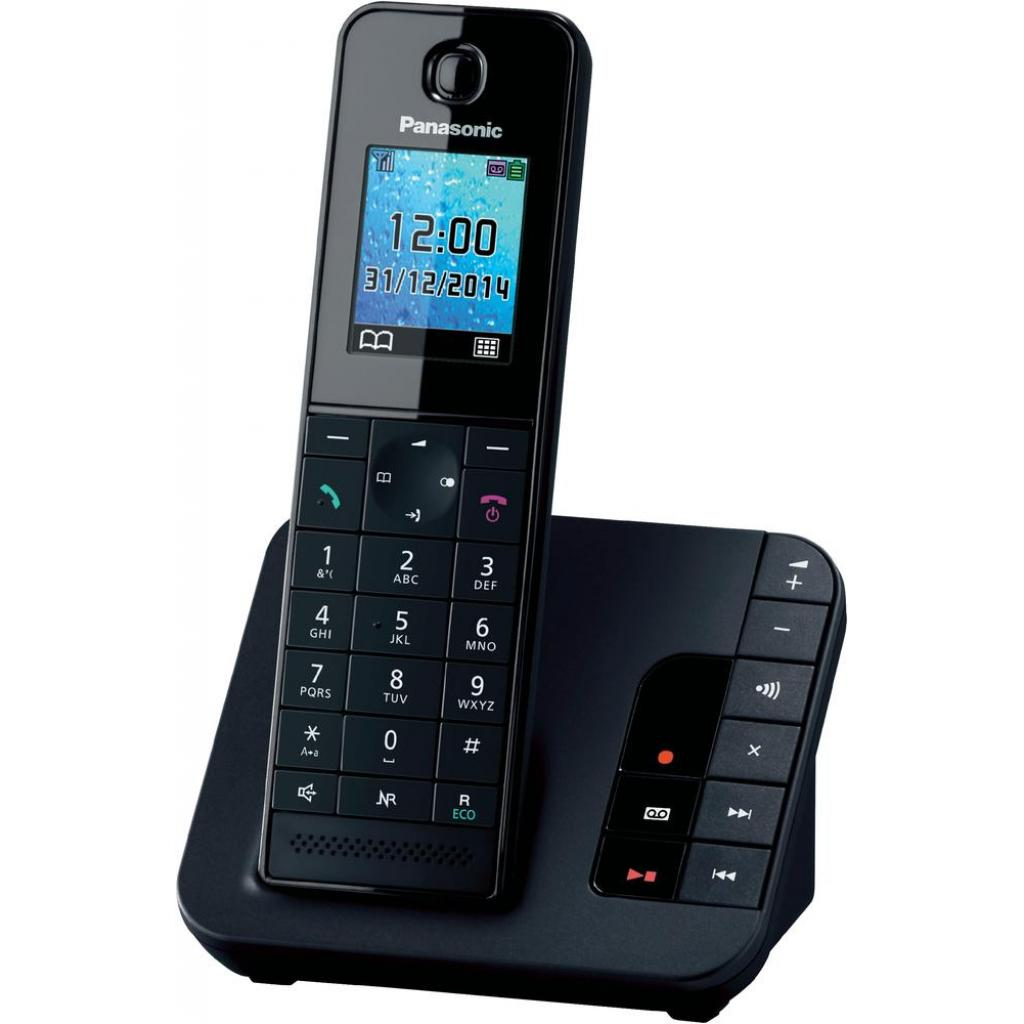 Телефон DECT PANASONIC KX-TGH220UAB
