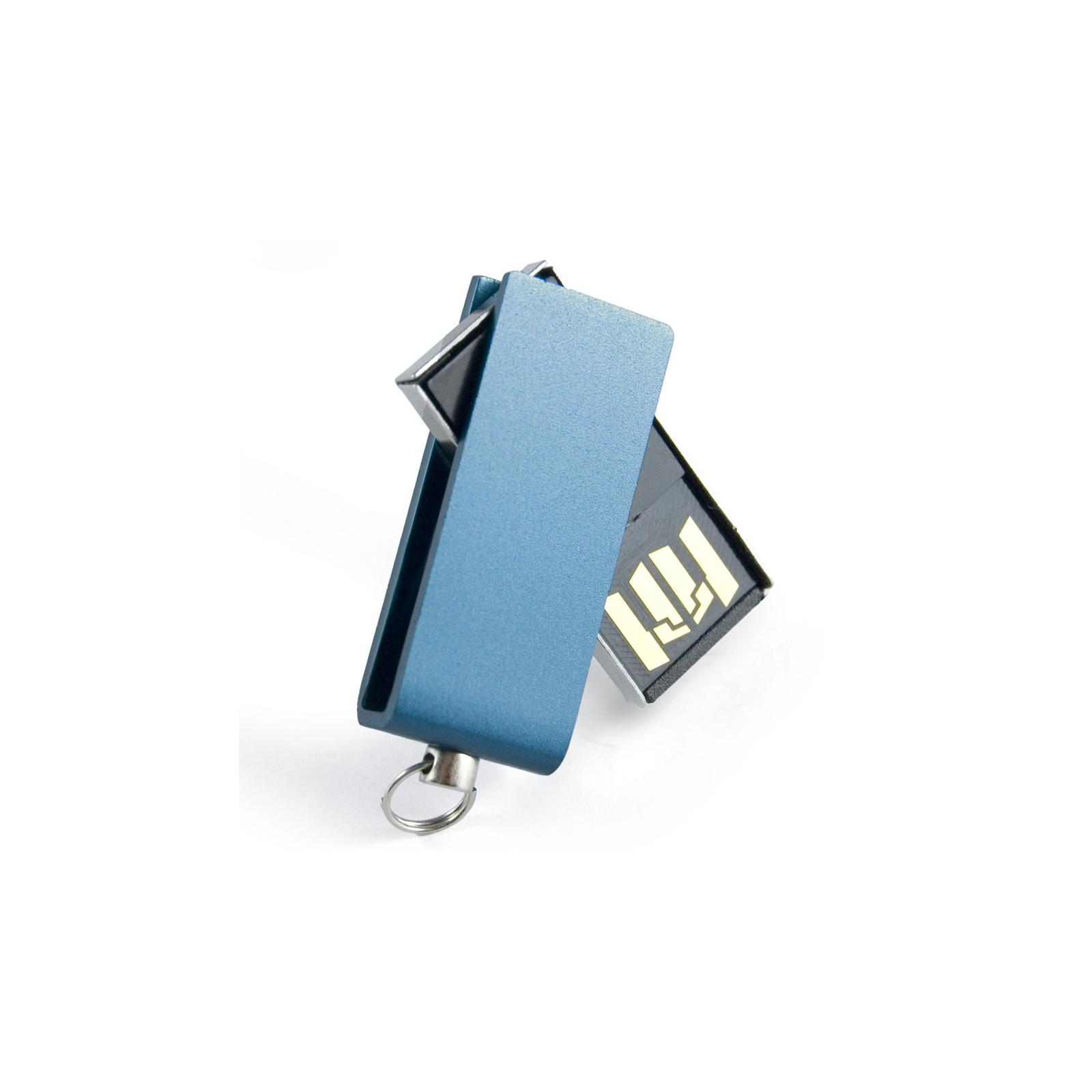 USB флеш накопитель Goodram 64GB UCU2 Cube Black USB 2.0 (UCU2-0640K0R11) изображение 2