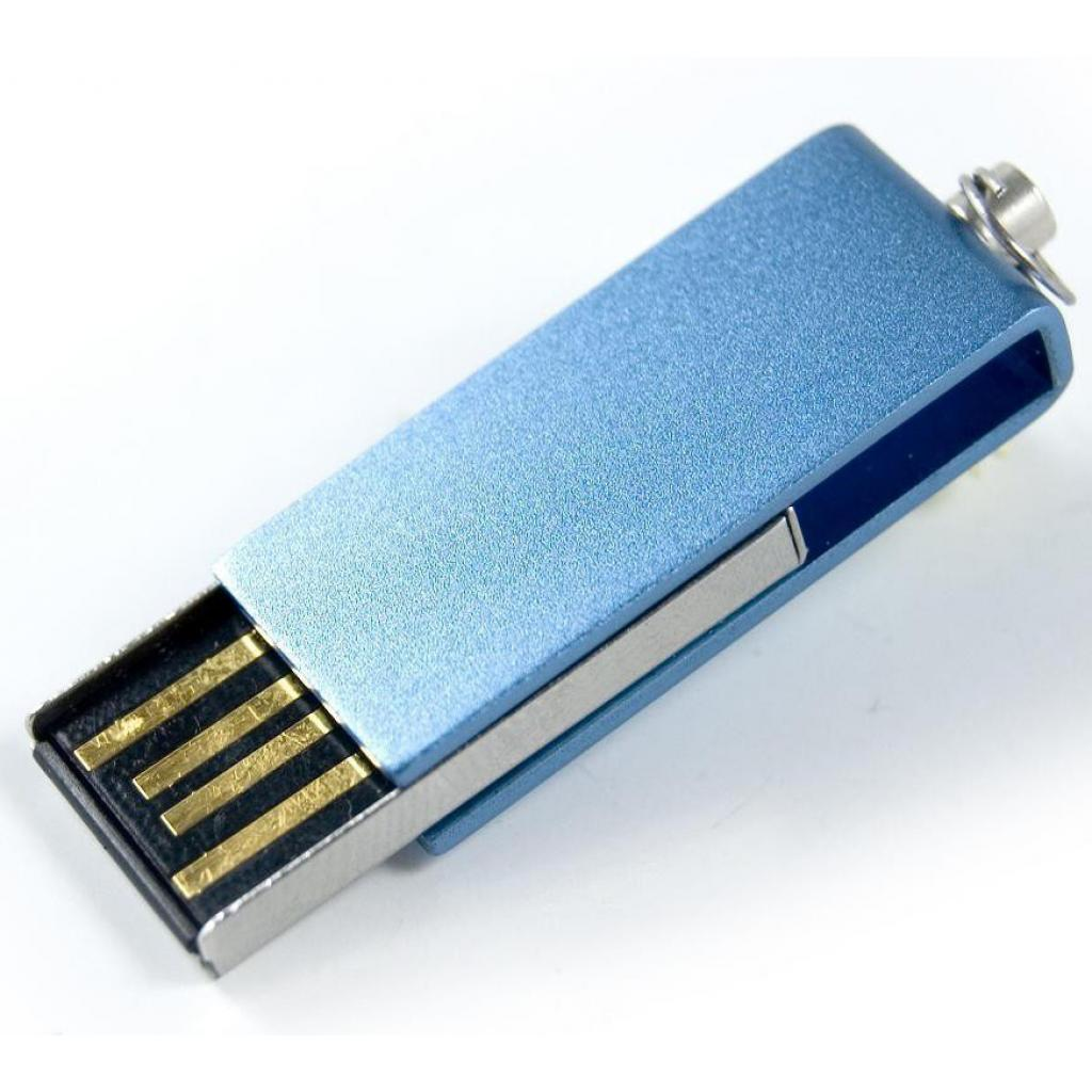 USB флеш накопитель Goodram 64GB UCU2 Cube Black USB 2.0 (UCU2-0640K0R11) изображение 3