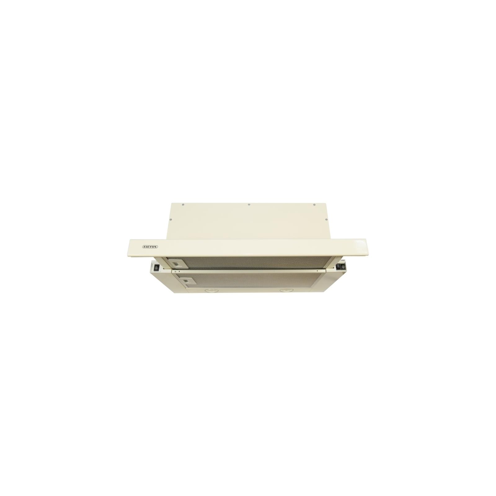 Вытяжка кухонная ELEYUS Storm 1200 LED 60 BG изображение 2