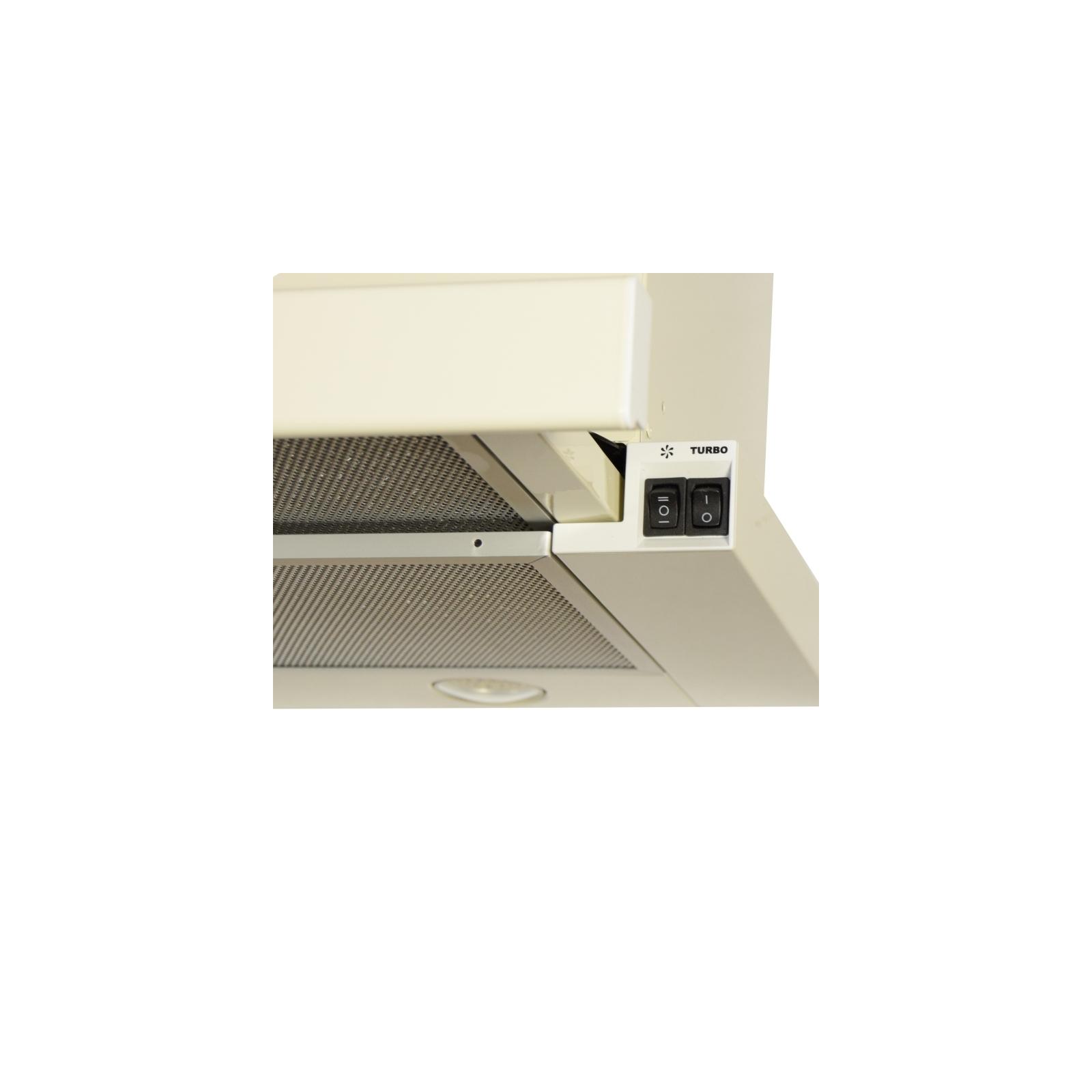 Вытяжка кухонная ELEYUS Storm 1200 LED 60 BG изображение 7
