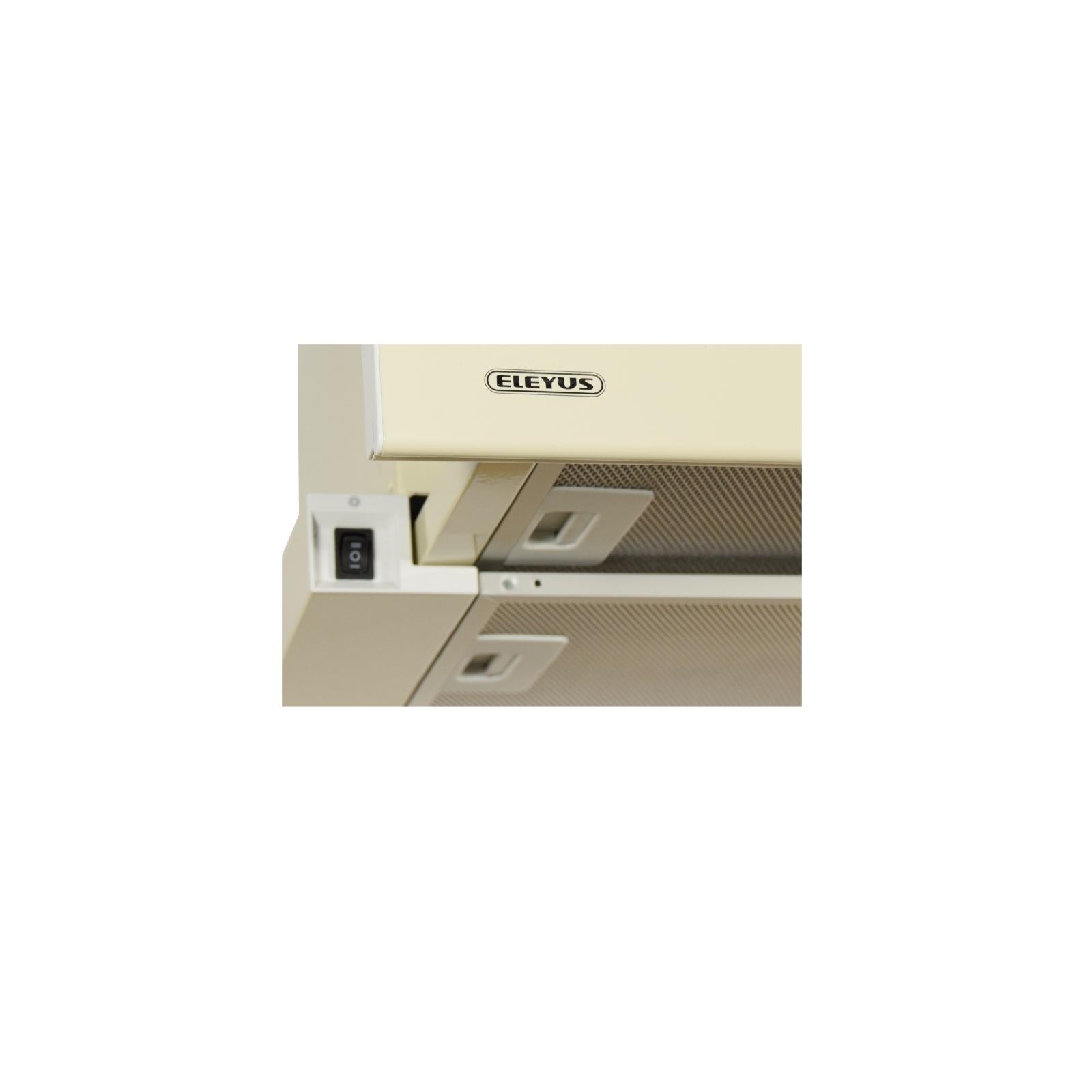 Вытяжка кухонная ELEYUS Storm 1200 LED 60 BG изображение 8