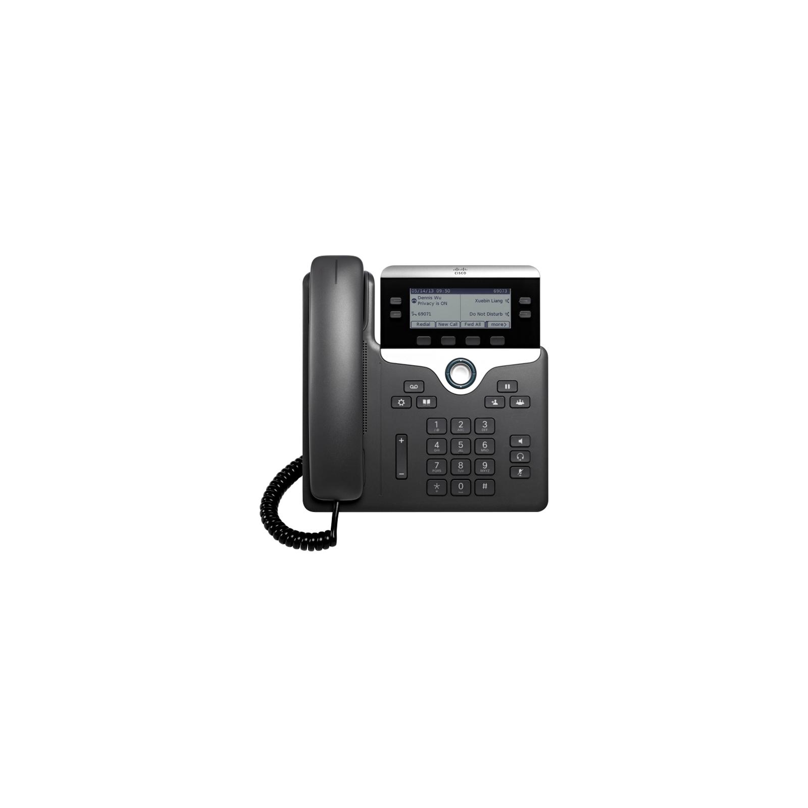 IP телефон Cisco SNTC-8X5XNBD (con-snt-cp7821k9) изображение 2