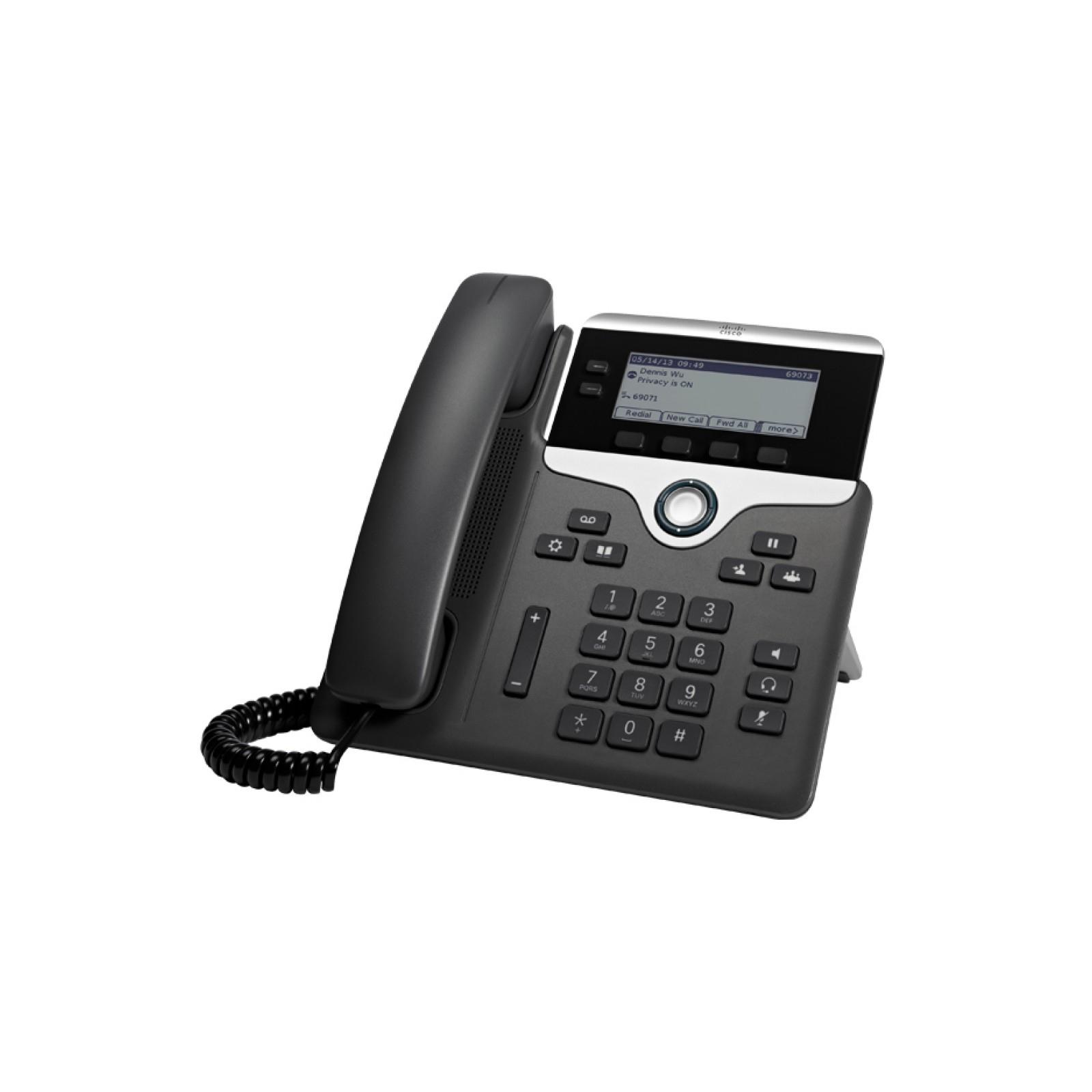 IP телефон Cisco SNTC-8X5XNBD (con-snt-cp7821k9)
