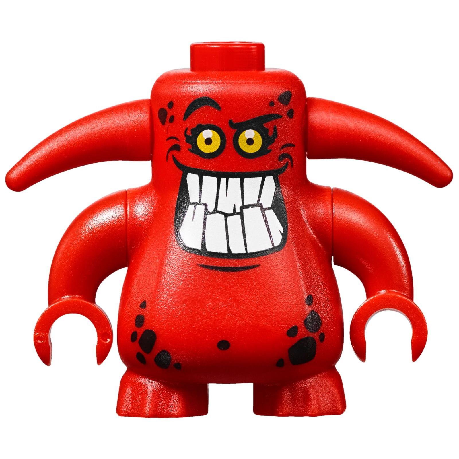 Конструктор LEGO Nexo Knights Устрашающий разрушитель Клэя (70315) изображение 10