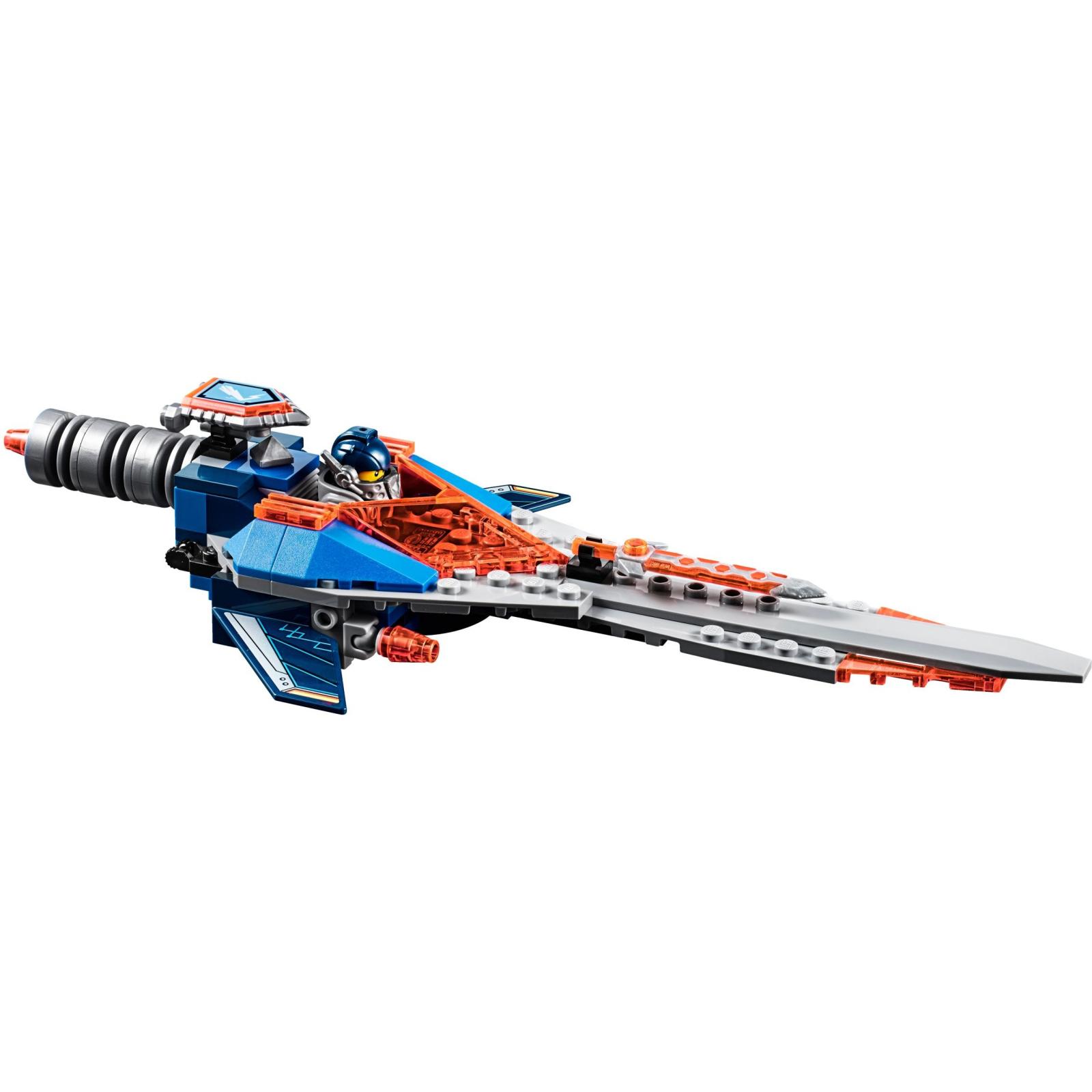 Конструктор LEGO Nexo Knights Устрашающий разрушитель Клэя (70315) изображение 4