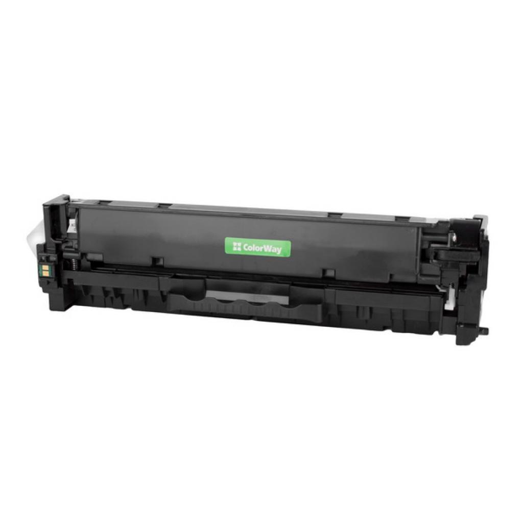 Картридж ColorWay для CANON 718 (HP СС533A) magenta LBP-7200/MF-8330/8350 (CW-C718MM) изображение 2