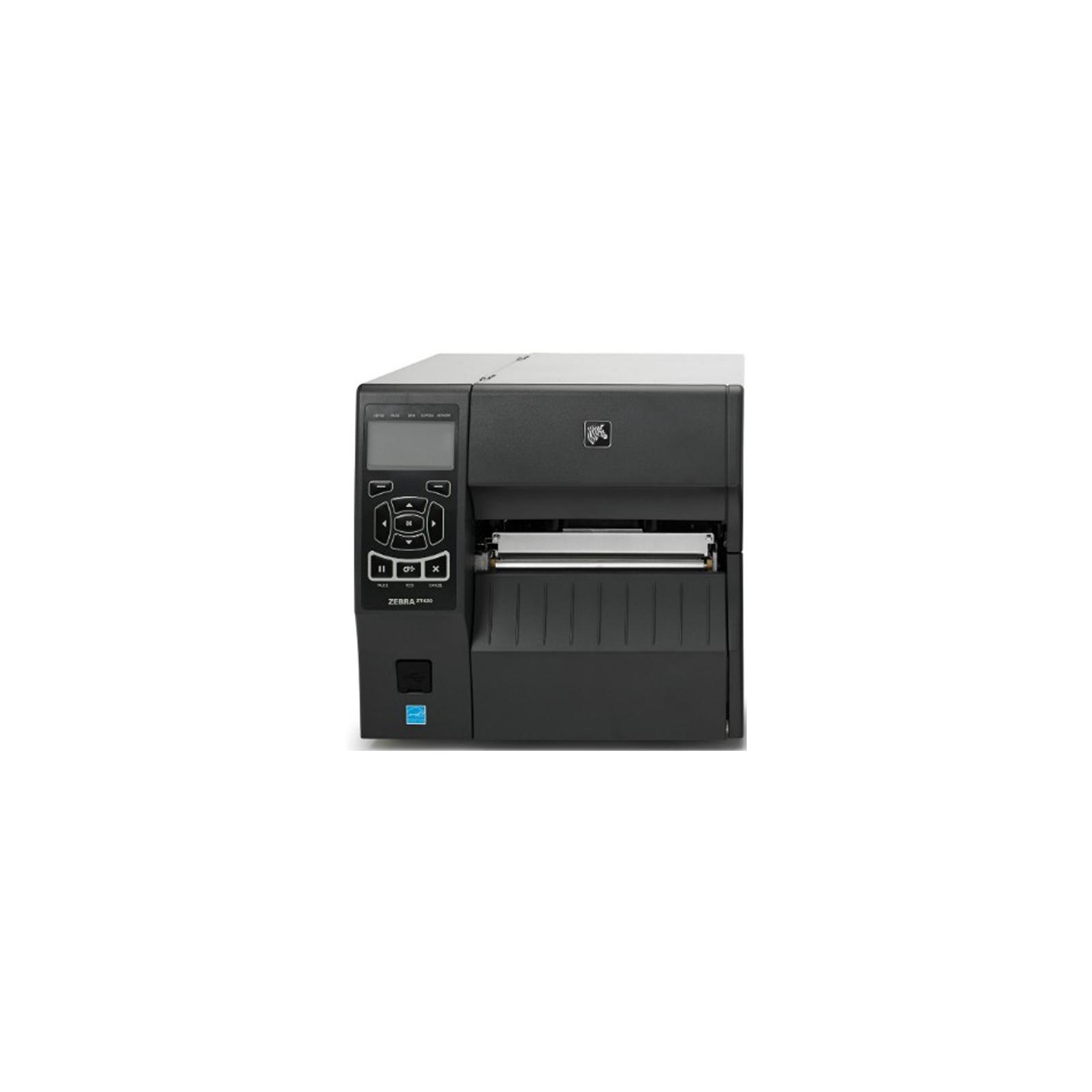 Принтер этикеток Zebra ZT410 203dpi (ZT41042-T0E0000Z) изображение 2