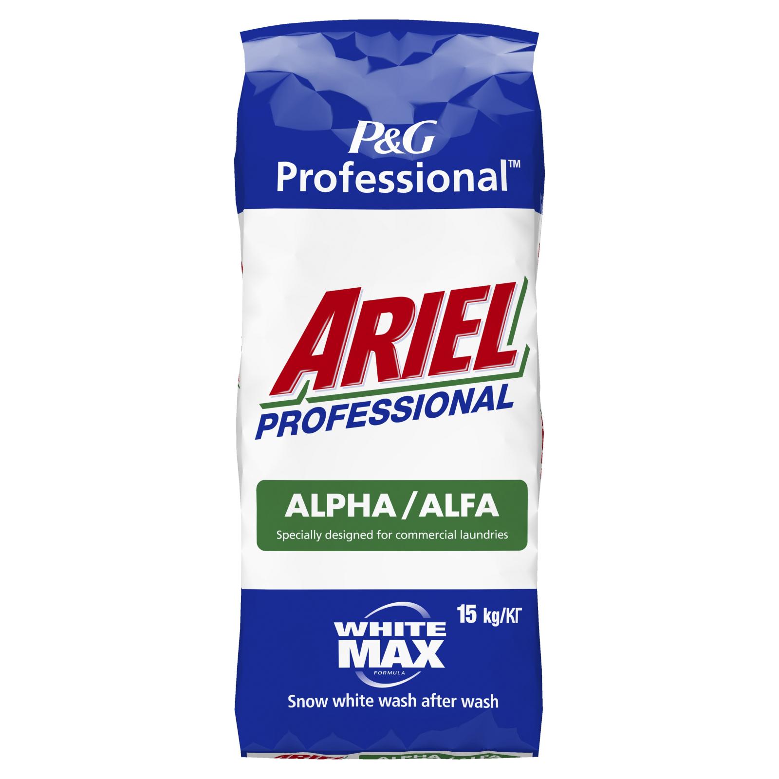 Стиральный порошок Ariel Professional Alpha 15 кг (5413149222144)