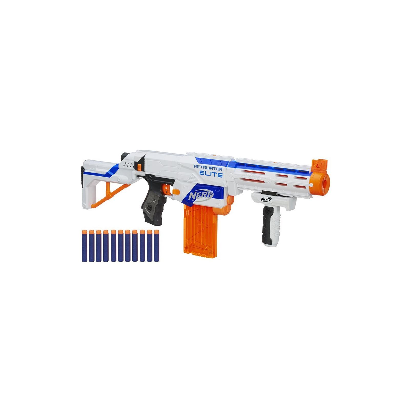Игрушечное оружие Hasbro Nerf Бластер Элит Риталиэйтор (98696E35) изображение 2