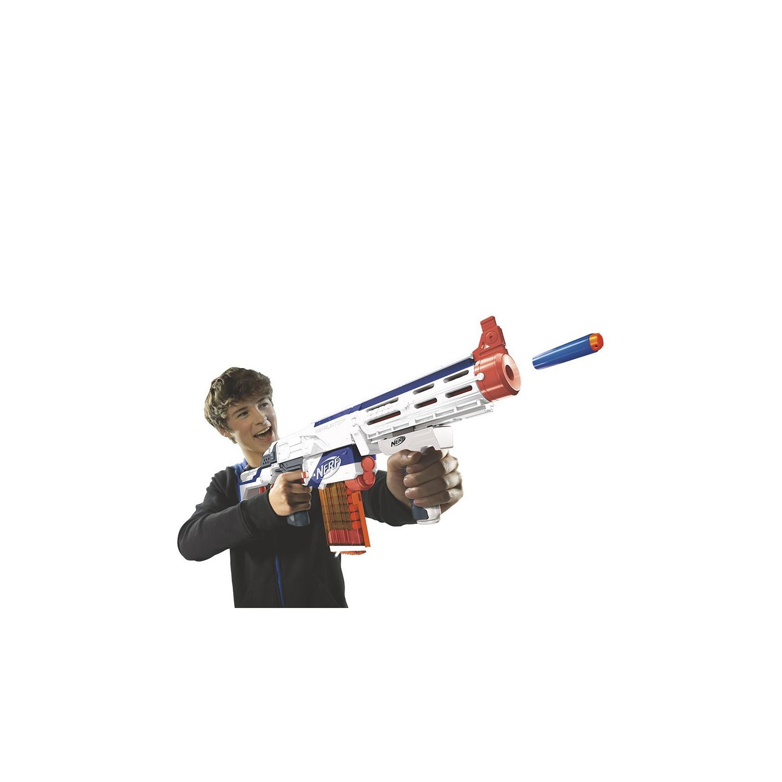 Игрушечное оружие Hasbro Nerf Бластер Элит Риталиэйтор (98696E35) изображение 3