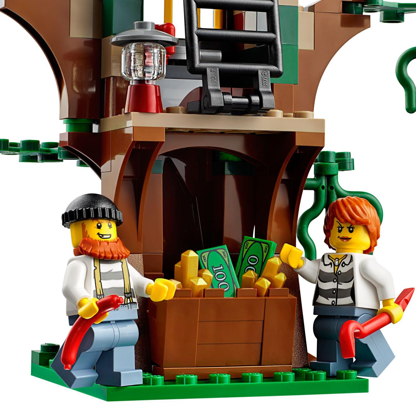 Конструктор LEGO City Полицейский корабль на воздушной подушке (60071) изображение 6