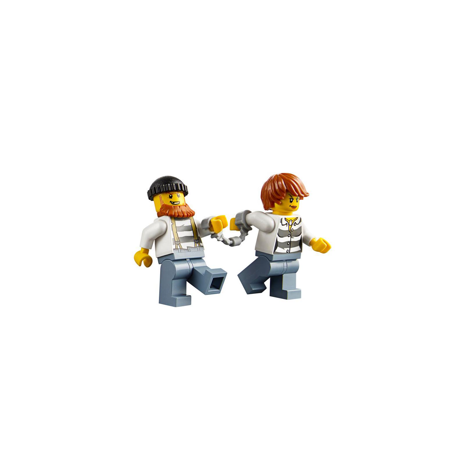 Конструктор LEGO City Полицейский корабль на воздушной подушке (60071) изображение 7