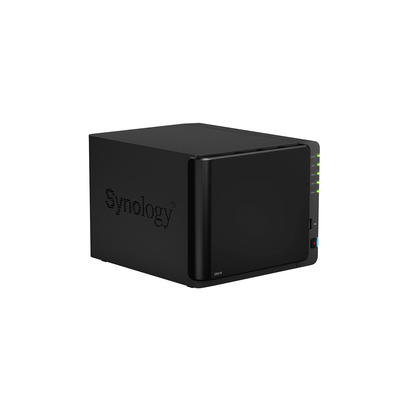 NAS Synology DS416 изображение 4