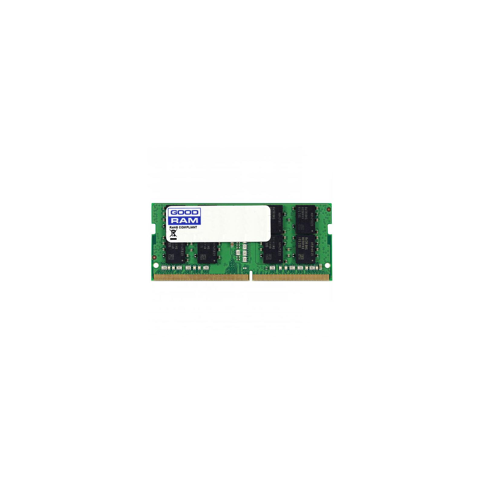 Модуль памяти для ноутбука SoDIMM 16GB 2133 MHz GOODRAM (GR2133S464L15/16G)