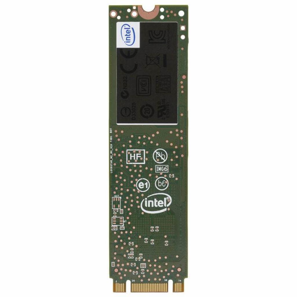 Накопитель SSD M.2 120GB INTEL (SSDSCKKW120H6X1) изображение 2