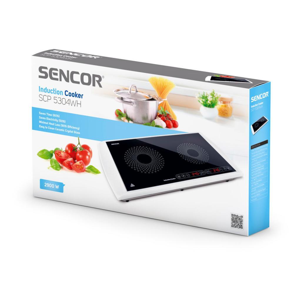Электроплитка Sencor SCP 5304 WH (SCP5304WH) изображение 2