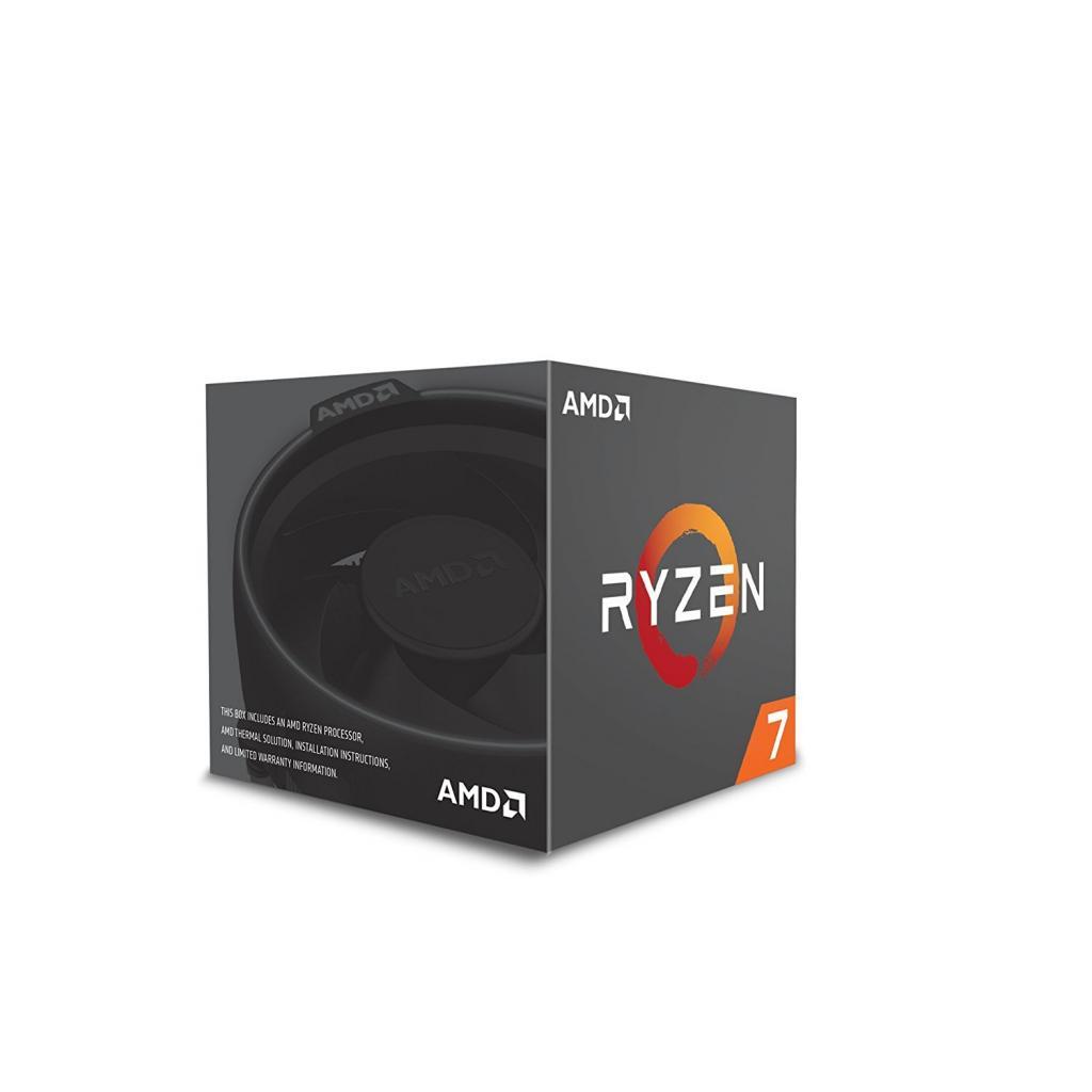 Процессор AMD Ryzen 7 1700X (YD170XBCAEWOF) изображение 2