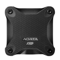 Накопитель SSD USB 3.1 256GB ADATA (ASD600-256GU31-CBK)