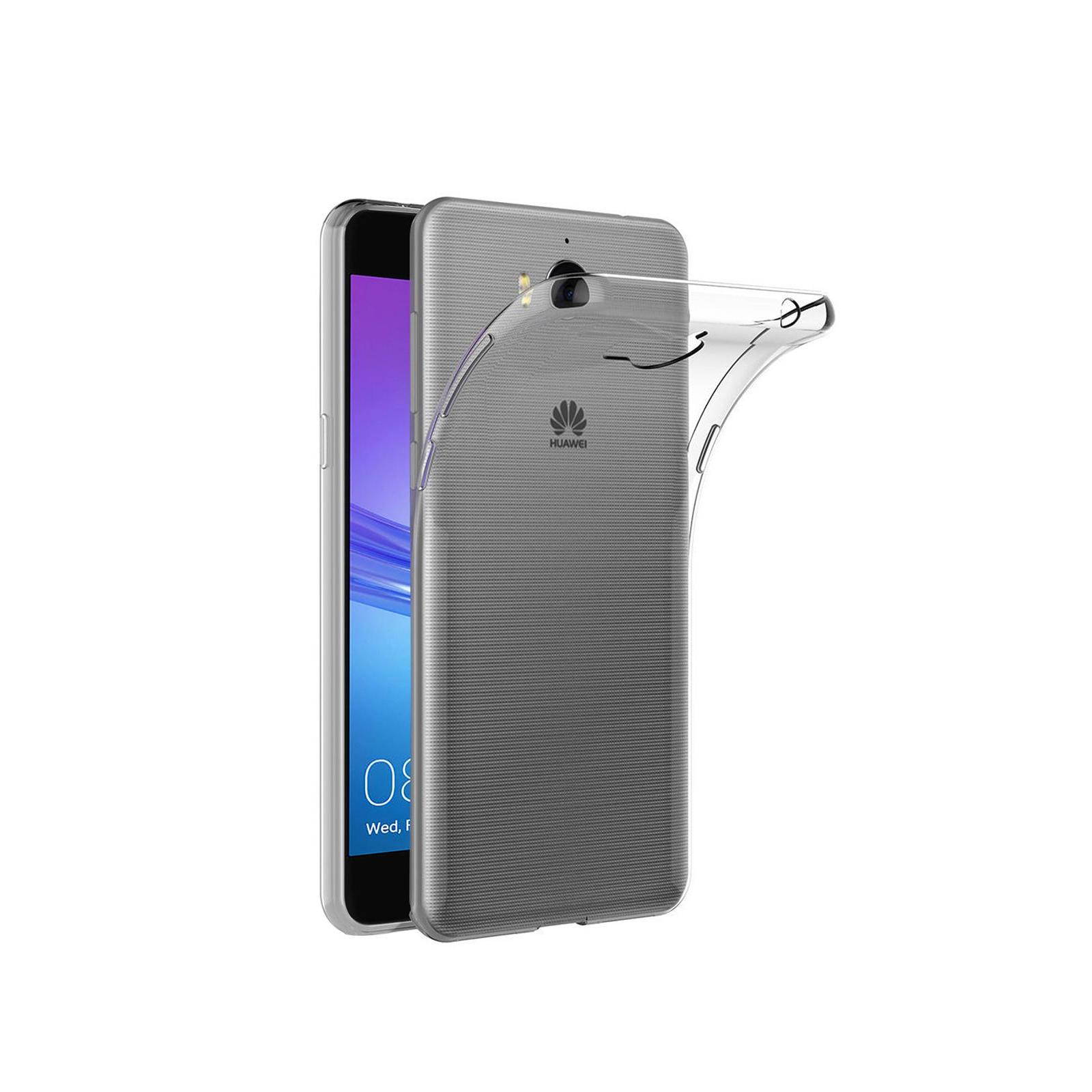 Чехол для моб. телефона SmartCase Huawei Y5 2017 TPU Clear (SC-HY517) изображение 2