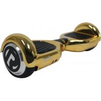 "Гироборд Rover M2 6.5"" Chrome Golden"