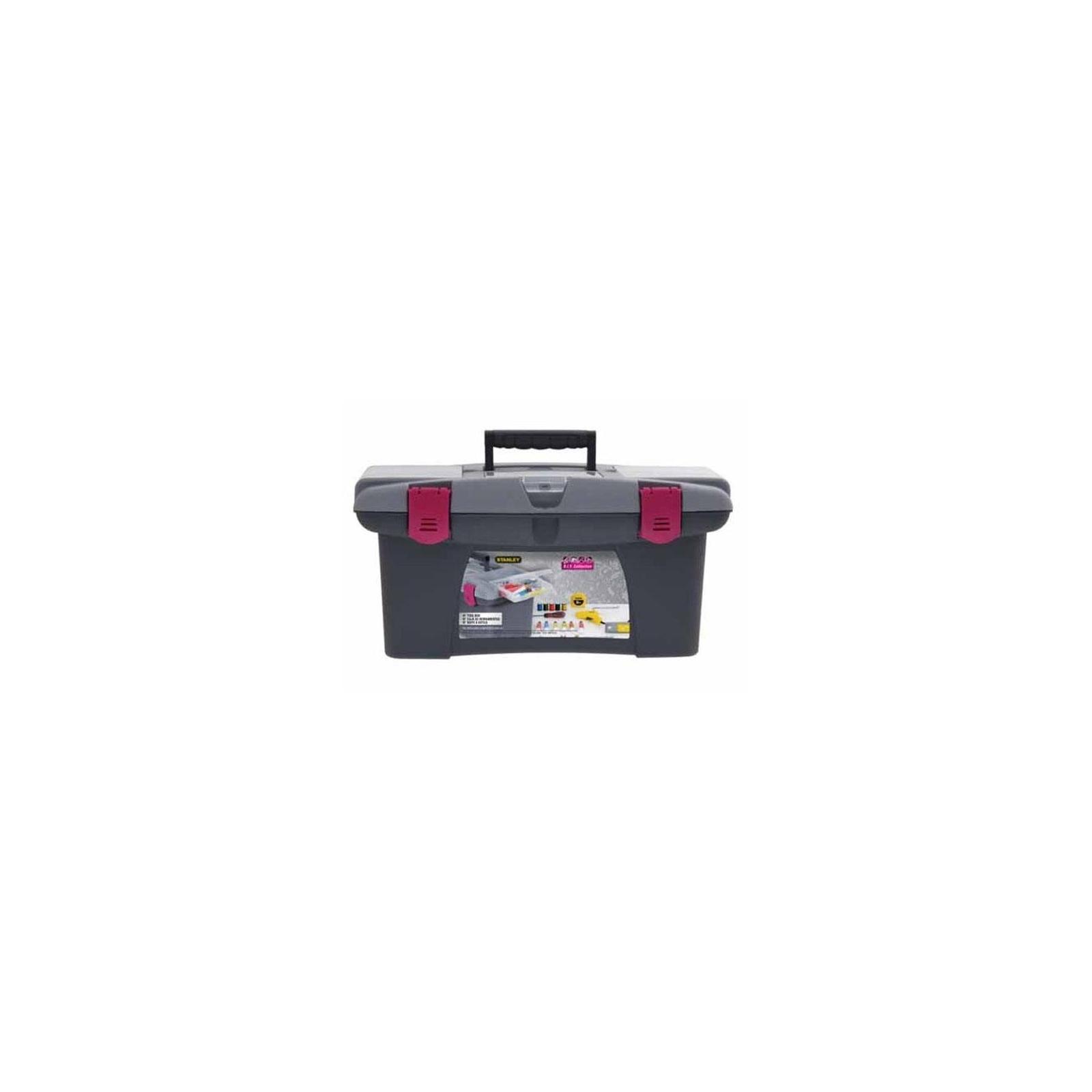 Ящик для инструментов Stanley для электроинструмента (400x254x182мм) (1-97-490)