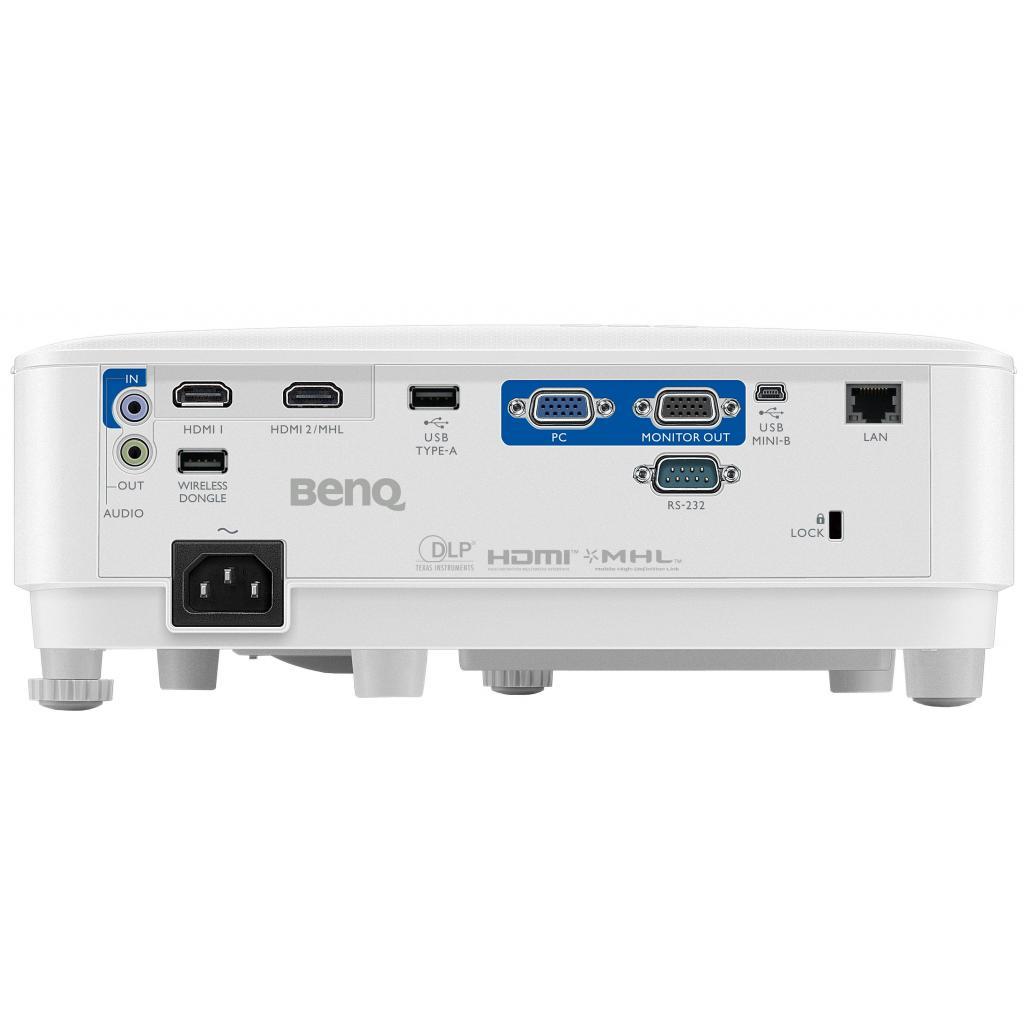 Проектор BenQ MH733 (9H.JGT77.13E) изображение 4