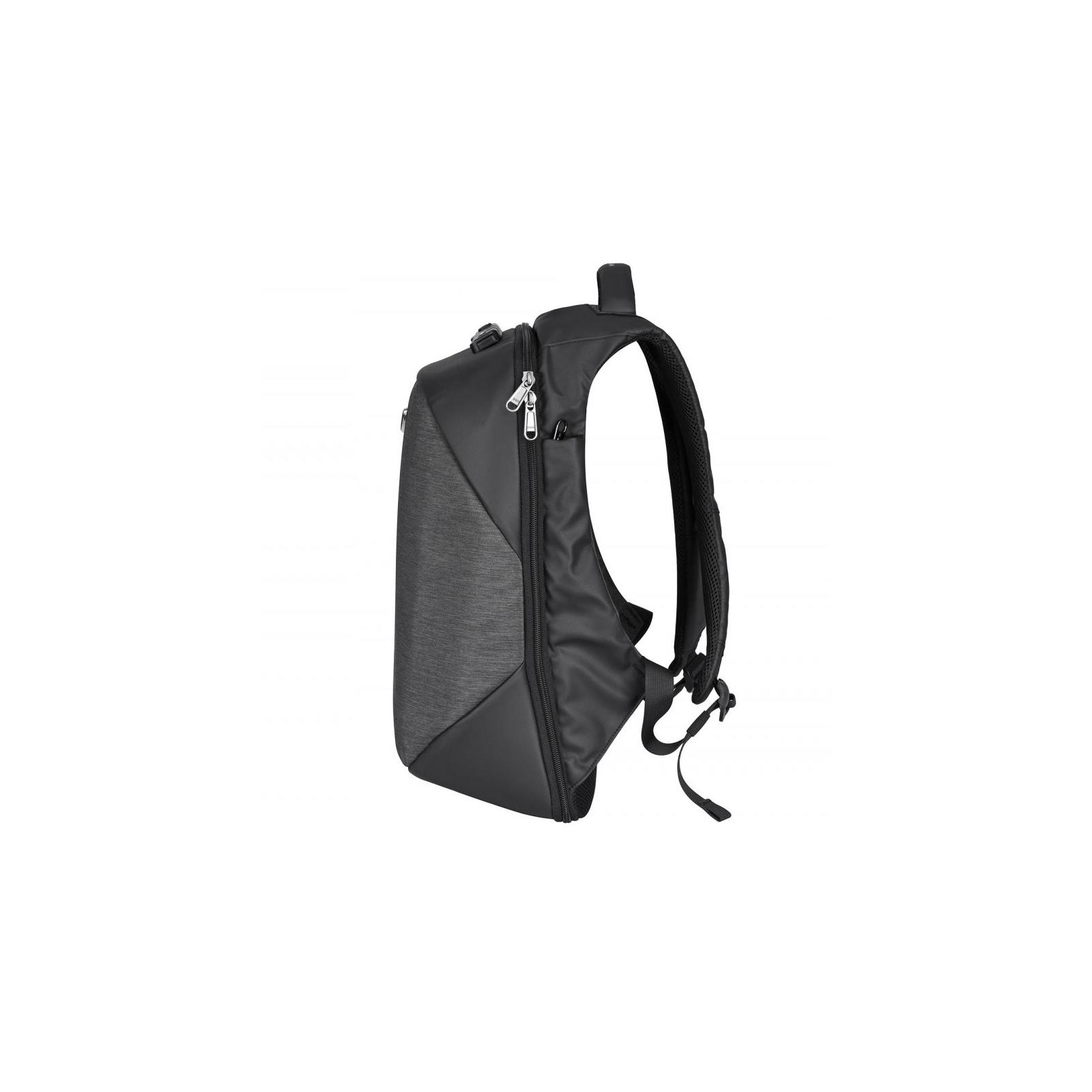 "Рюкзак для ноутбука 2E 16"" BPK63148 Black (2E-BPK63148BK) изображение 2"