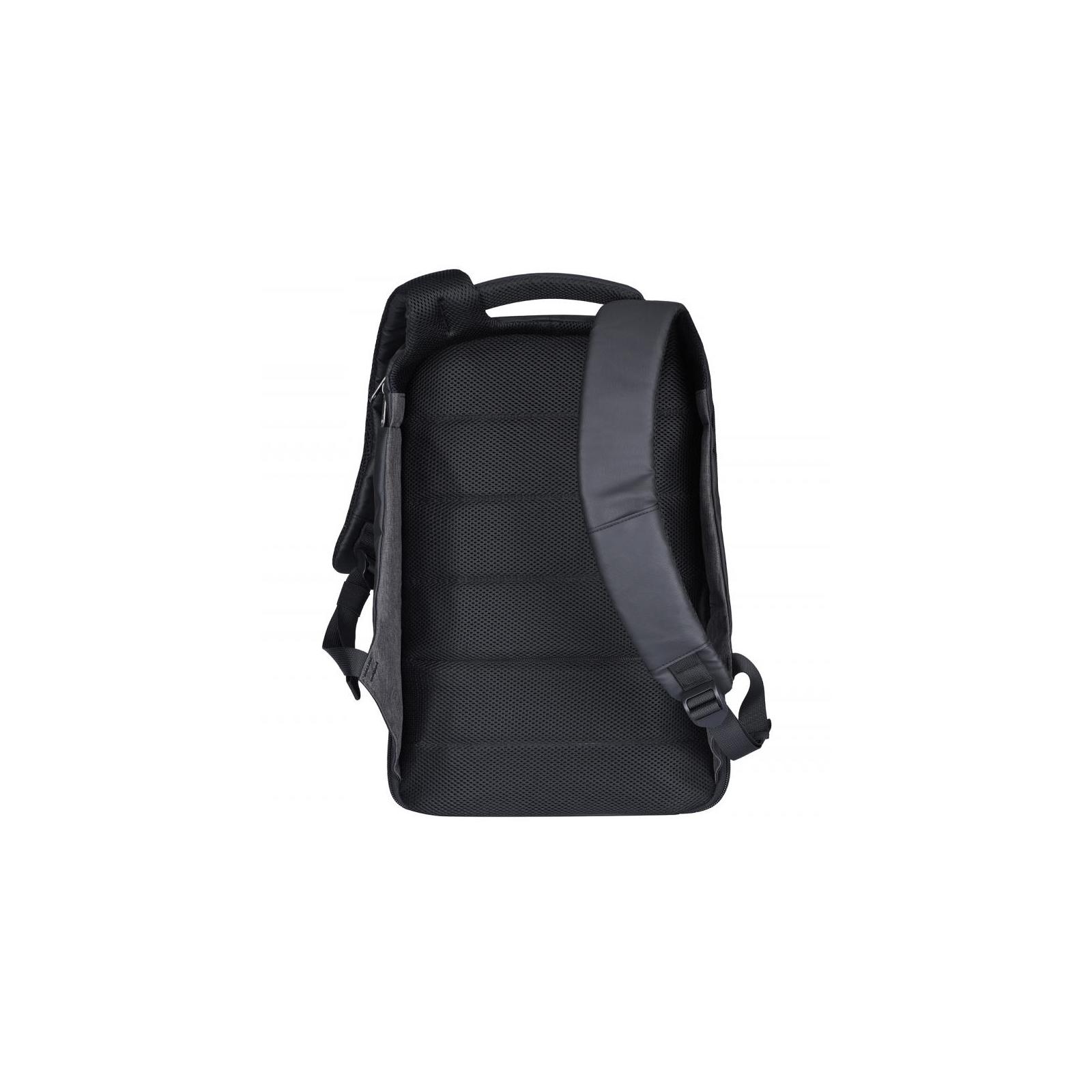 "Рюкзак для ноутбука 2E 16"" BPK63148 Black (2E-BPK63148BK) изображение 3"