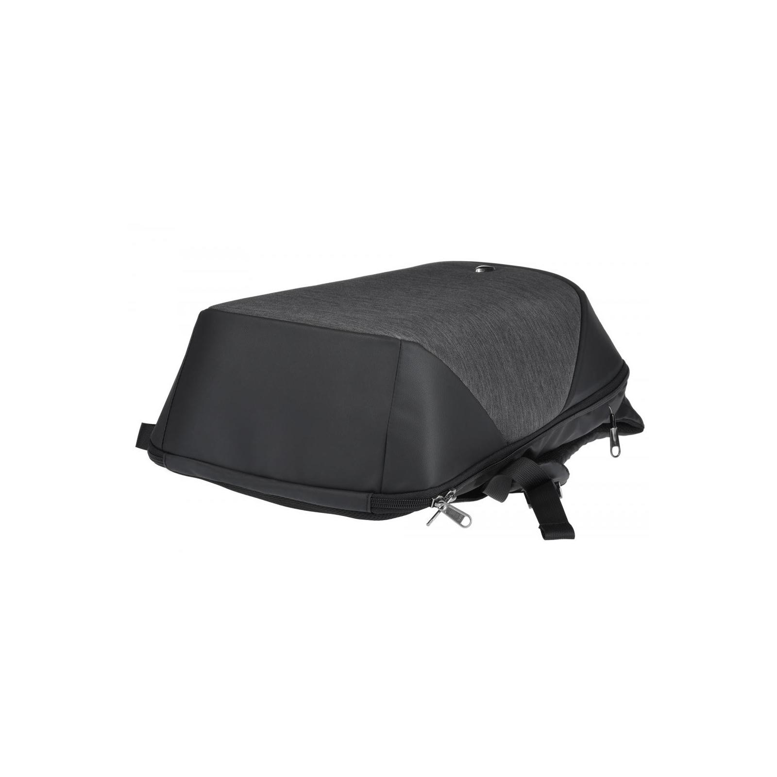 "Рюкзак для ноутбука 2E 16"" BPK63148 Black (2E-BPK63148BK) изображение 4"