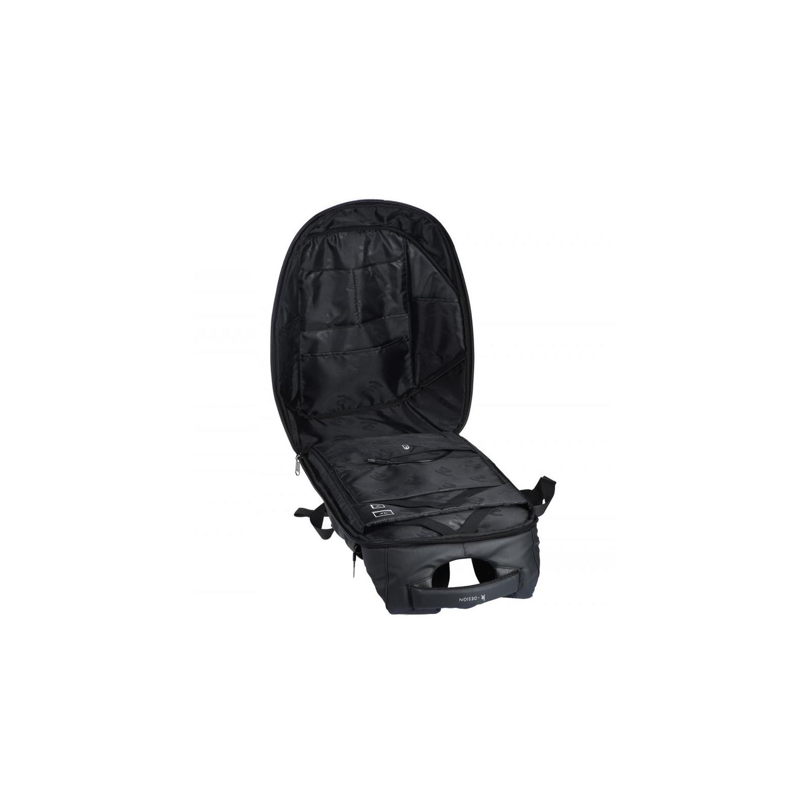 "Рюкзак для ноутбука 2E 16"" BPK63148 Black (2E-BPK63148BK) изображение 5"