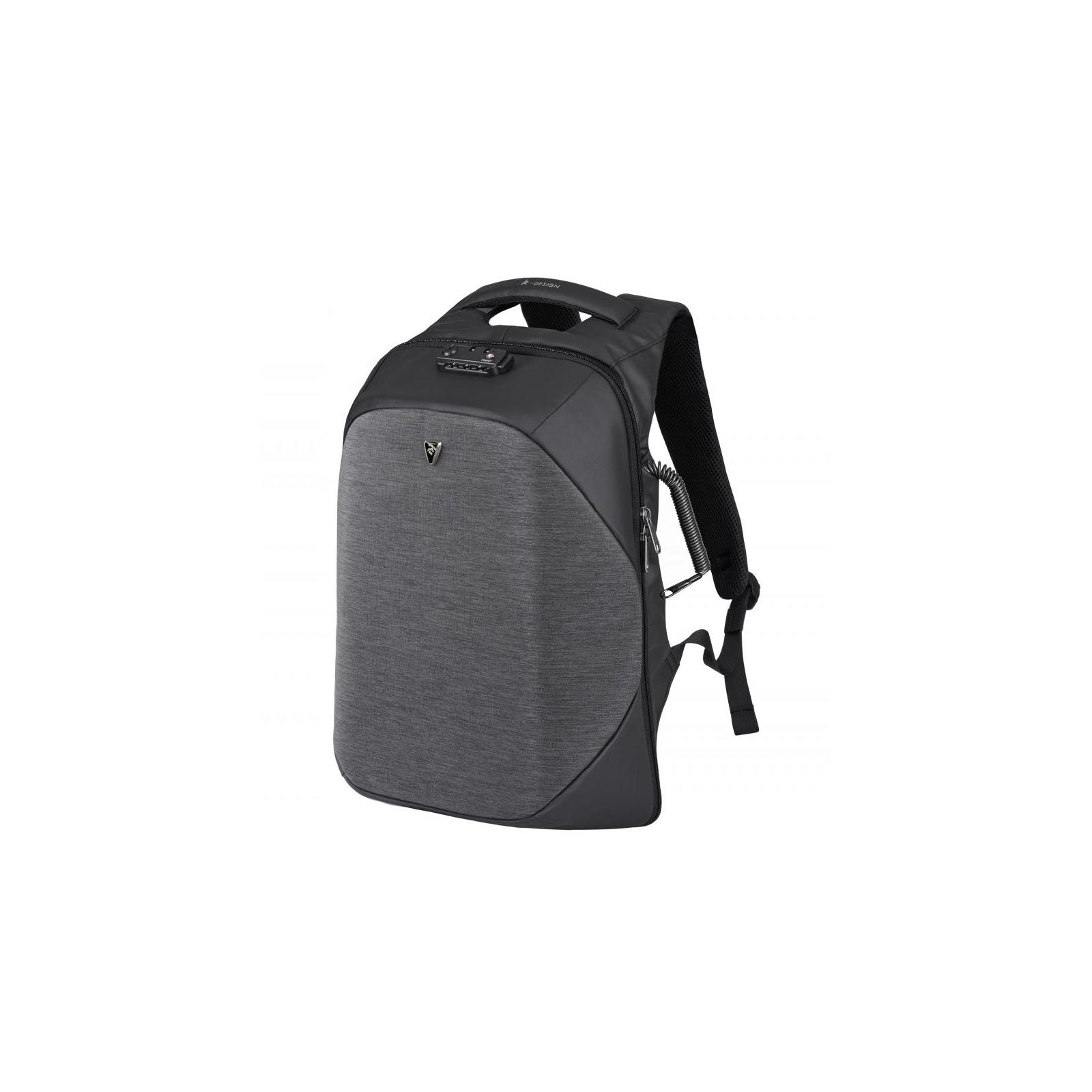 "Рюкзак для ноутбука 2E 16"" BPK63148 Black (2E-BPK63148BK)"